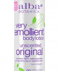 Альба Ботаника Лосьон для тела без запаха Very Emollient - Alba Botanica, 340 г