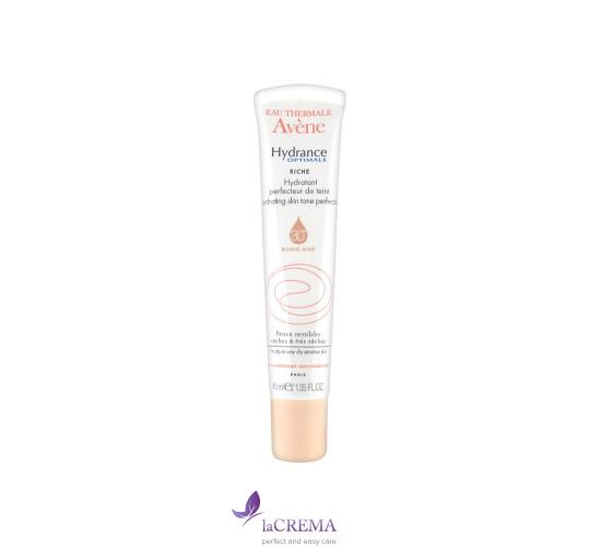 Avene Гидранс Оптималь Тонирующий крем-перфект для сухой кожи SPF 30, 40 мл