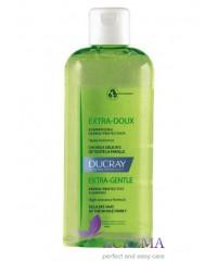 Ducray Extra-Doux Мягкий шампунь для частого применения - Дюкрей Эстра Ду, 200 мл