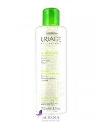 Uriage Мицеллярная термальная вода для жирной и комбинированной кожи Урьяж