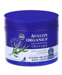 Avalon Organics Крем по уходу за кожей с симптомами экземы