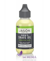 Jason Масло для Бритья для для чувствительной кожи, 59 мл