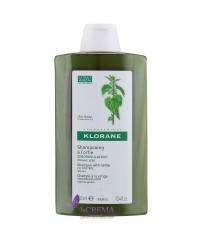 Klorane Себорегулирующий шампунь с экстрактом крапивы для жирных волос
