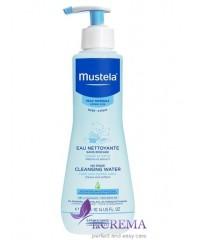 Мустела Очищающая жидкость для тела - Mustela No rinse Cleansing Water