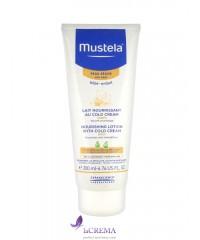 Мустела Увлажняющий кольд-крем для тела - Mustela Nutri Protective Cold Cream, 200 мл