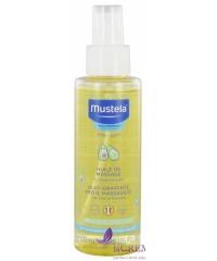 Мустела Масло для массажа - Mustela Baby Massage Oil, 100 мл
