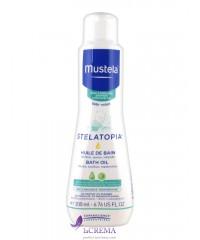 Мустела Стелатопия масло для ванны - Mustela Stelatopia Bath Oil, 200 мл