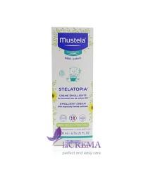 Мустела Стелатопия крем для сухой, атопичной кожи - Mustela Stelatopia Emollient Cream, 200 мл