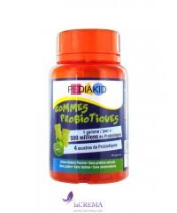 Pediakid Медвежуйки Пробиотики - Gommes Probiotiques, 60 шт