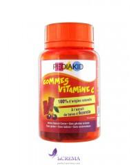 Pediakid Медвежуйки Витамин С - Gommes Vitamine C, 60 шт