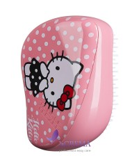 Tangle Teezer Расческа для волос Compact Styler Hello Kitty Pink