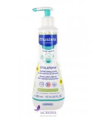 Мустела Стелатопия Крем для сухой, атопичной кожи - Mustela Stelatopia Emollient Cream, 300 мл