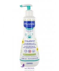 Мустела Стелатопия Бальзам для атопичной кожи - Mustela Stelatopia Emollient Balm, 300 мл