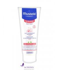Мустела Увлажняющий лосьон для чувствительной кожи - Mustela Lait Hydratant Apaisant, 200 мл