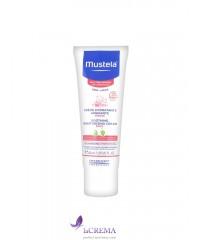 Мустела Увлажняющий крем для чувствительной кожи лица - Mustela, 40 мл