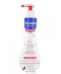 Мустела Очищающая жидкость для чувствительной кожи - Mustela Eau Nettoyante Apaisante, 300 мл