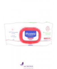 Мустела Влажные салфетки для чувствительной кожи - Mustela, 70 шт