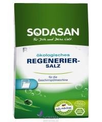 SODASAN Соль регенерированная для посудомоечных машин, 2 кг