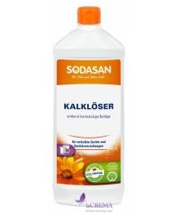 SODASAN Органическое уксусное средство для удаления известкового налета