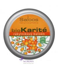 Saloos Бальзам Bio Karite Облепиха
