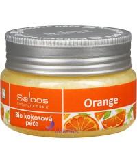 Saloos Кокосовое масло Апельсин, 100 мл