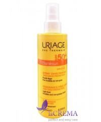 Uriage Солнцезащитный спрей Bariesun SPF 50 без запаха, 200 мл