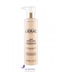 Лиерак Двойное Мицеллярное молочко для снятия макияжа 2 в 1 - Lierac Double Cleanser Micellar Milk
