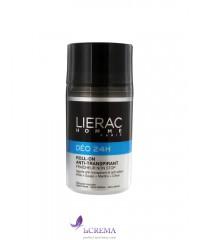 Лиерак Ом Шариковый дезодорант для мужчин - Lierac Homme