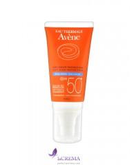 Avene Солнцезащитная эмульсия для лица и тела с SPF 50+ Авен, 50 мл