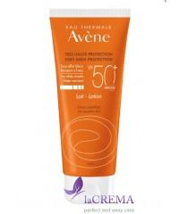 Avene Солнцезащитный лосьон SPF 50+ Авен, 100 мл