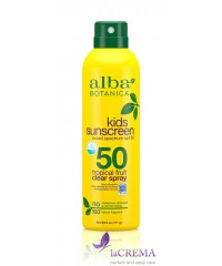 Альба Ботаника Солнцезащитный спрей для детей с SPF 50 «Тропические фрукты» - Alba Botanica, 171 г