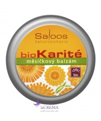 Saloos Бальзам Bio Karite Календула