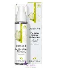 Derma E Очищающий увлажняющий крем без масел