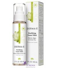 Derma E Очищающий тоник-спрей
