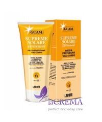 Гуам Сюпрем Солнцезащитный крем с антиоксидантным действием SPF15 - Guam Supreme Solare, 150 мл