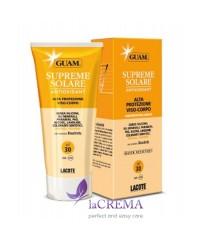 Гуам Сюпрем Солнцезащитный крем с антиоксидантным действием SPF30 - Guam Supreme Solare, 150 мл
