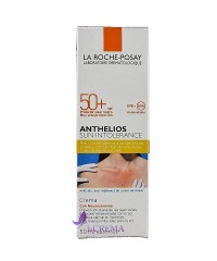 La Roche-Posay Антгелиос Солнцезащитный тающий крем SPF 50 при солнечной непереносимости, 50 мл