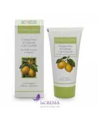 Лерболарио Крем для проблемной кожи лица с Лимоном и Огурцом -  L'Erbolario, 50 мл