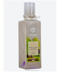 White Mandarin Пилинг-скраб для лица «Проросшие зерна»