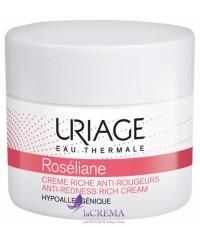Uriage Розельян Крем от покраснений  Риш для сухой кожи Урьяж - Uriage, 40 мл