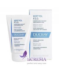 Ducray Kertyol P.S.O. Шампунь для лечения псориаза - Дюкрей Кертиол ПСО, 125 мл