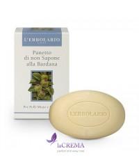 Лерболарио Нещелочное мыло с Репейником - L'Erbolario, 100 г