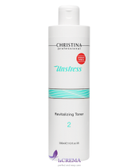 Christina Анстресс Восстанавливающий тоник (шаг 2) - Unstress, 300 мл