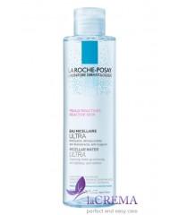 La Roche-Posay Физиологическая мицеллярная вода Ультра для реактивной кожи, 200 мл