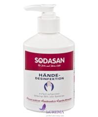 SODASAN Органическое антибактериальное средство для рук