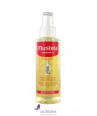 Мустела Масло от растяжек - Mustela Stretch Marks Prevention Oil, 105 мл