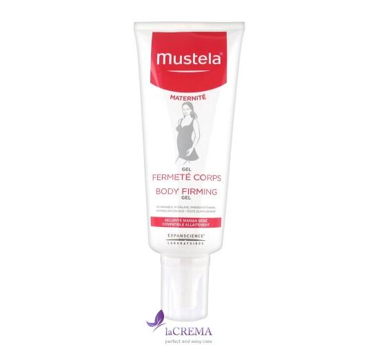 Мустела Гель для подтяжки кожи - Mustela Maternity Body Firming Gel, 200 мл