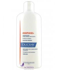 Ducray Anaphase Шампунь - крем против выпадения волос - Дюкрей Анафаз