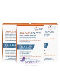 Ducray Anacaps Капсулы против выпадения волос №30 Дюкрей Анакапс