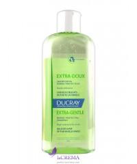 Ducray Extra-Doux Мягкий шампунь для частого применения - Дюкрей Эстра Ду, 400 мл